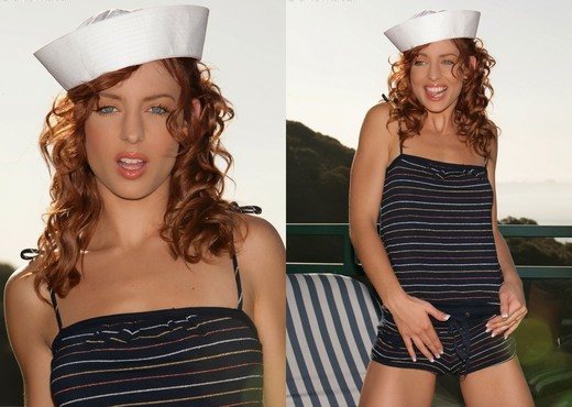 Riley Shy - Sailor - Teen Porn Gallery