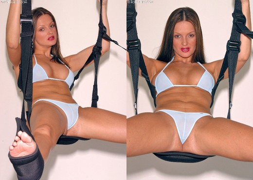 Sandra Shine - Sex Swing - Teen Image Gallery