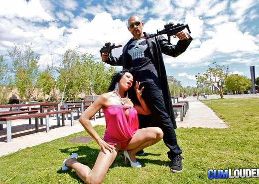 Daniela Castro - The Punisherx - Hardcore TGP
