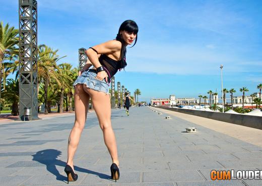 Barbara Vamp - Twenty point ass - Hardcore Sexy Photo Gallery