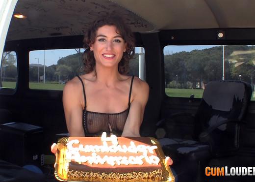 Julia Roca - Happy BitchDay! - Hardcore Hot Gallery