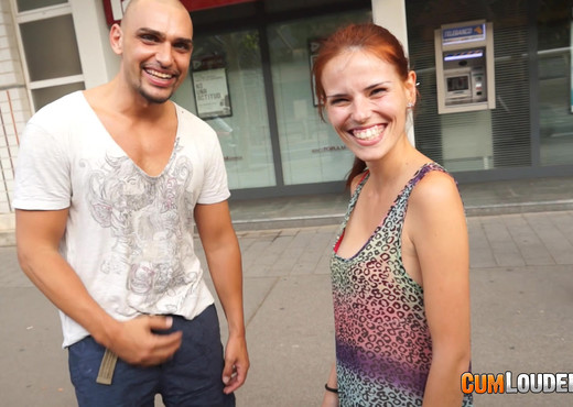 Susana Melo - Fucking at the vehicle inspection - Hardcore Sexy Photo Gallery