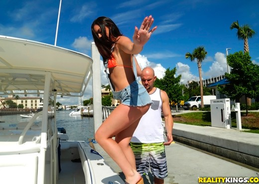 Brittany Shae - Shes Got The Juice - Captain Stabbin - Anal Nude Pics