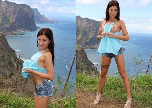 Fun At Madeira - Dellai Twins - Solo Sexy Photo Gallery