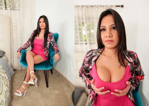 Alejandra Leon - Voluptuous Figure - Big Tits Boss - Boobs Porn Gallery