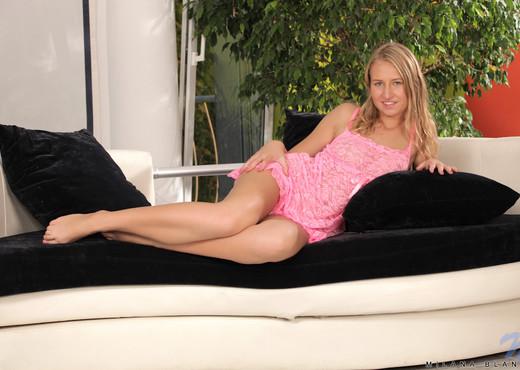 Milana Blanc - nice natural blonde teen - Teen Nude Pics