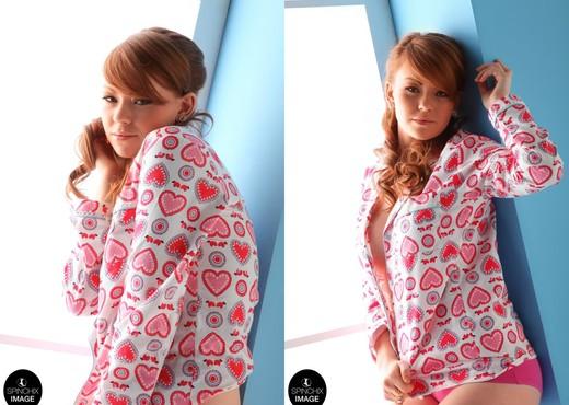 Becky A Pyjamas - Spinchix - Solo Nude Gallery