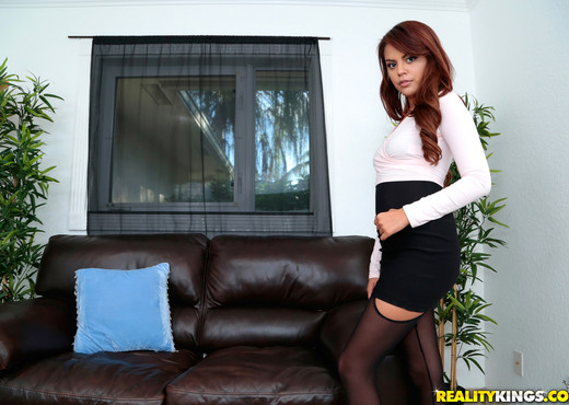 Zoey Velez - Shake It Mami - 8th Street Latinas - Latina Sexy Gallery