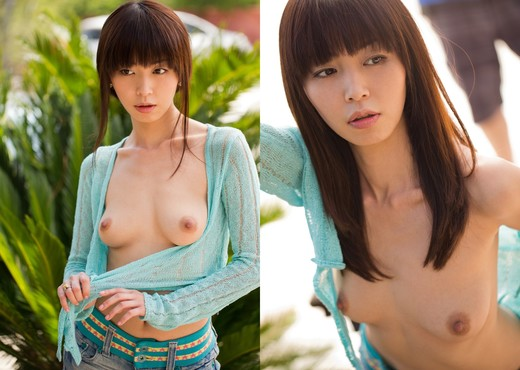 Marica Hase Never Needs To Wear A Shirt - Asian TGP