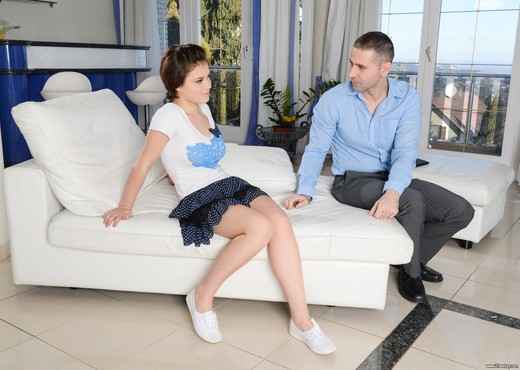 Veronica Morre - Home-Called by Veronica - Hardcore Nude Pics