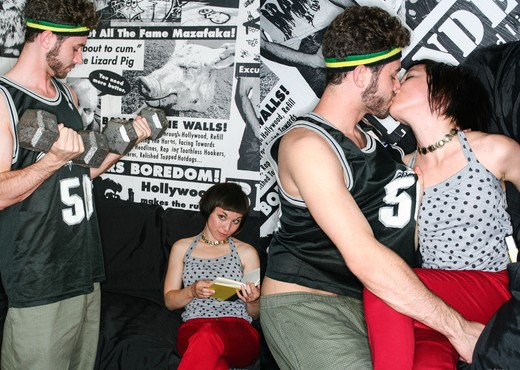 Mei - Aerobic Sex - Hardcore Picture Gallery
