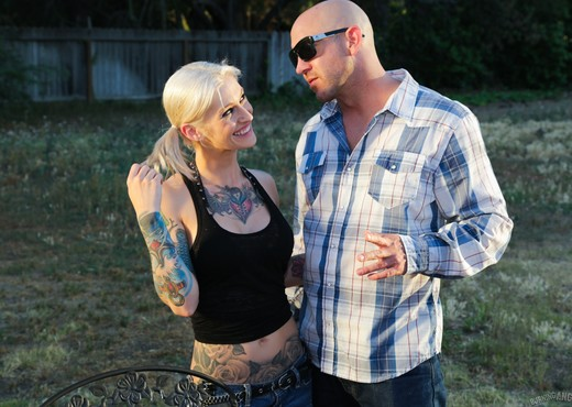 BBQ Titmasters Part 3 - Kleio Valentien's Southern Hospitali - Hardcore TGP