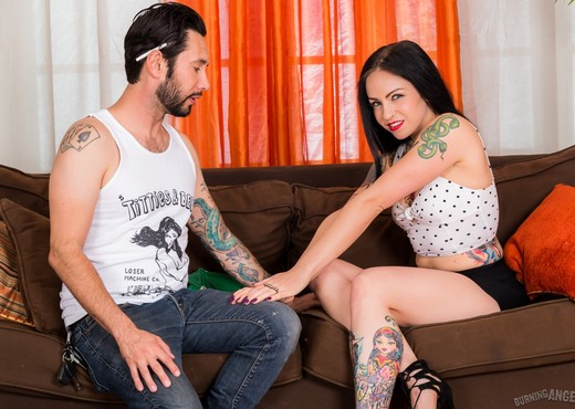 Necro Nicki - BBQ Titmasters Part 1 - Make Me Famous - Hardcore Hot Gallery