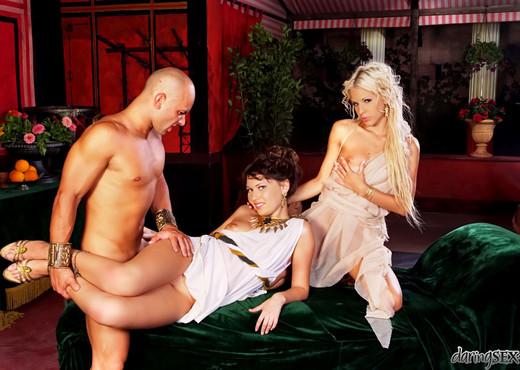 Milla Pussinova, Boroka Bolls, Cristian Devil - Roma #02 - Hardcore Hot Gallery