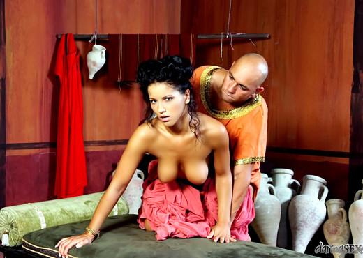 Angel Dark, Cristian Devil - Roma #02 - Hardcore Nude Pics