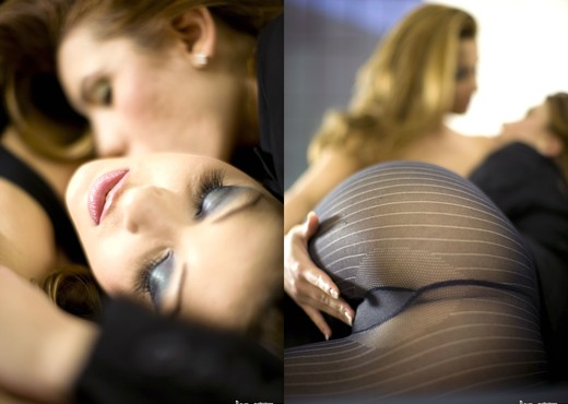 Esmeralda, Cindy Hope - La Femme Lovers #02 - Lesbian HD Gallery