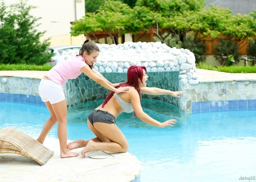 Nanny, Anita Bellini - Girl Seductions - Lesbian TGP
