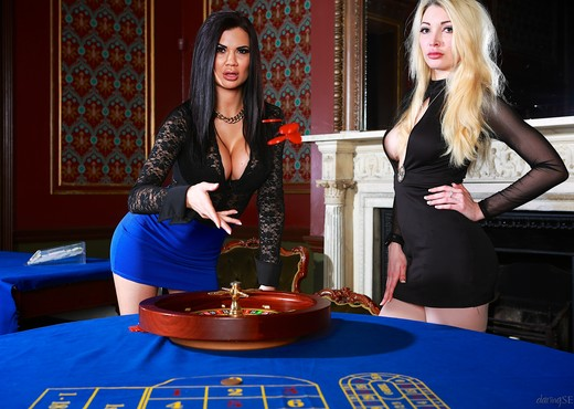 Tamara Grace, Jasmine Jae - Casino Erotica - Hardcore Hot Gallery