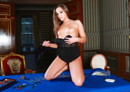 Amirah Adara - Casino Erotica - Asian HD Gallery