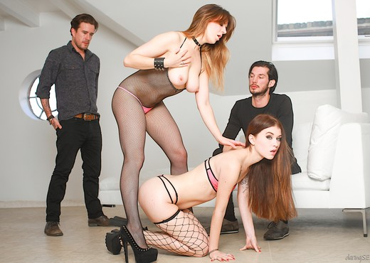 Samantha Bentley, Misha Cross - Pretty Little Playthings - Hardcore Picture Gallery