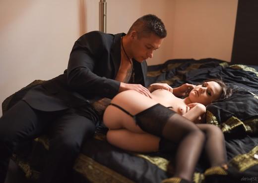 Anina Silk, Zack - Kendo's Brunettes - Hardcore Nude Gallery