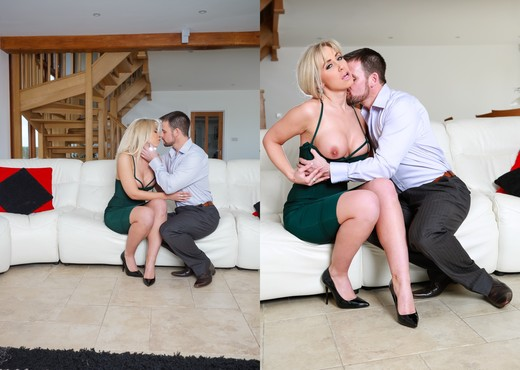 Karlie Simon, Billy King - Hot Wife Confessions - MILF Image Gallery