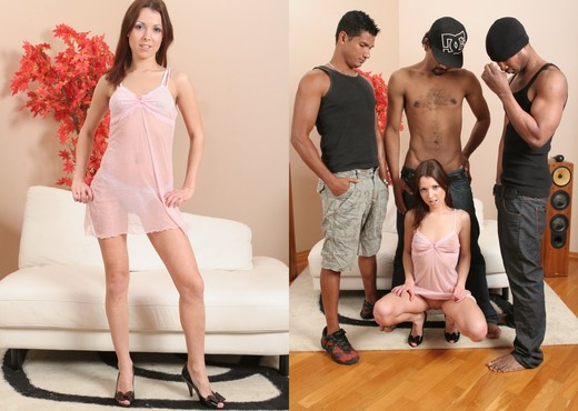 Roxy - Gangland #69 - Interracial TGP