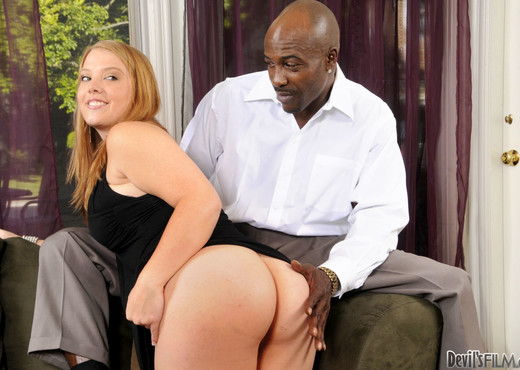 Sierra Skye, Wesley Pipes - My New Black Stepdaddy #04 - Interracial Nude Pics