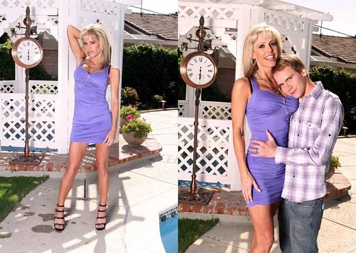 Jordan Lynn - It's Ok She's My Mother In Law #04 - MILF Picture Gallery