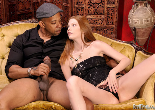 Amelia Rose, Shane Deisel - My New Black Stepdaddy #04 - Interracial Sexy Photo Gallery