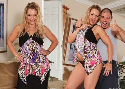 Kelly Leigh - It's Okay She's My Mother In Law #05 - MILF Picture Gallery