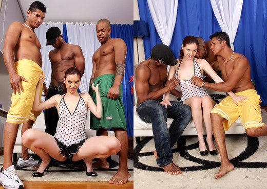 Atlanta - Gangland #71 - Interracial Picture Gallery