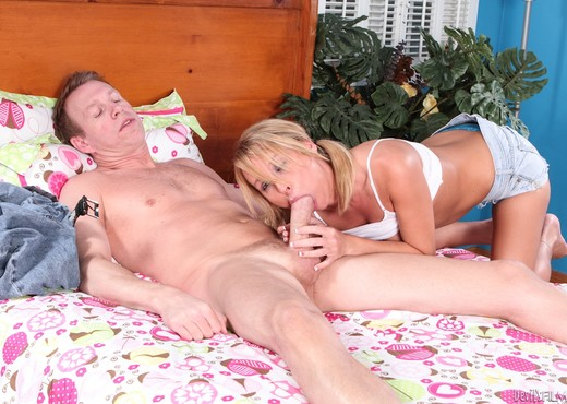 Don't Tell My Wife I Assfucked The Babysitter #10 - Anal TGP