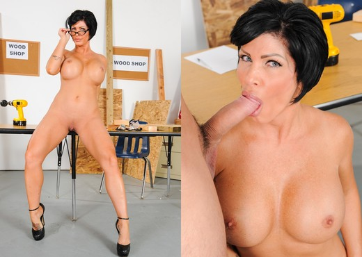 Shay Fox - Teacher's Got A Tight Pussy #05 - MILF Hot Gallery