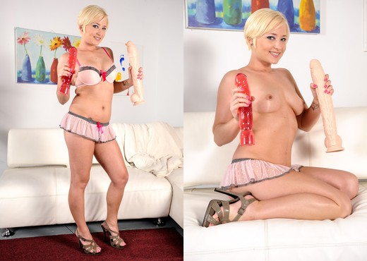 Nora Skyy - My Gigantic Toys #15 - Toys Nude Gallery