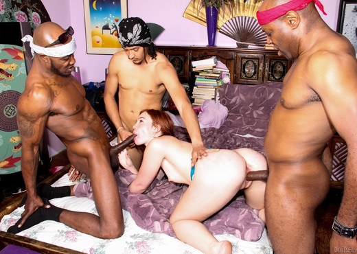 Jodi Taylor, Mark Anthony, D-Snoop - Gangland #84 - Interracial Hot Gallery