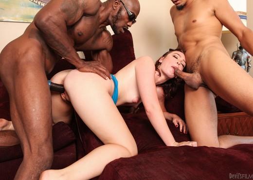 Jodi Taylor - GangLand Cream Pie #27 - Interracial Nude Pics