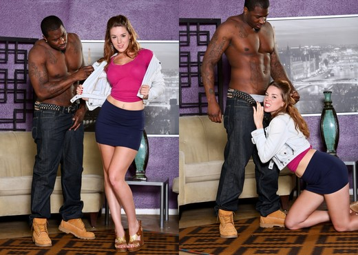 Lizzie Tucker - I Like Black Boys #10 - Interracial Hot Gallery