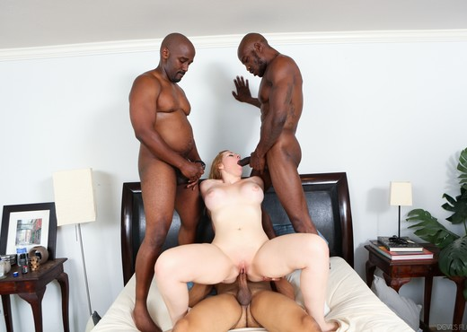 Kristen Kross - GangLand Cream Pie #28 - Interracial Image Gallery