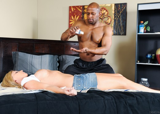 Brianna Brooks - Gazongas #10 - Interracial HD Gallery