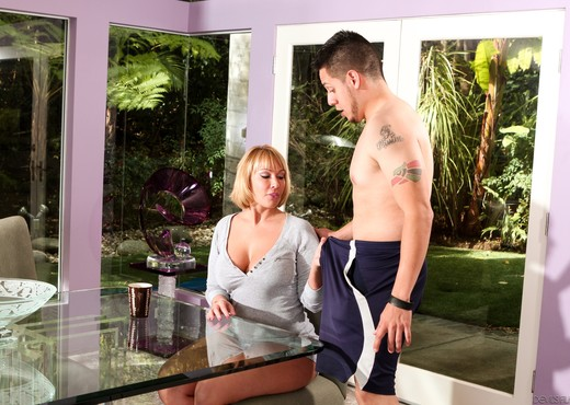Mellanie Monroe - It's Okay She's My Mother In Law #14 - MILF Image Gallery