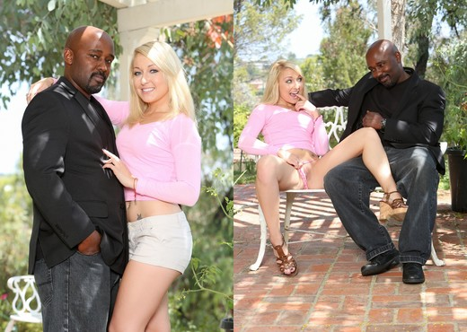 Valerie White - My New Black Stepdaddy #17 - Interracial Hot Gallery