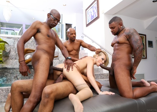 Kagney Lynn Karter, Rico Strong - Blacked Out - Interracial HD Gallery