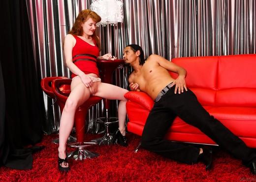 Liz B, Dsnoop - I Like Black Boys #13 - Interracial Nude Pics