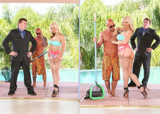 Sarah Vandella - Seduced By The Boss's Wife - Hardcore Nude Gallery