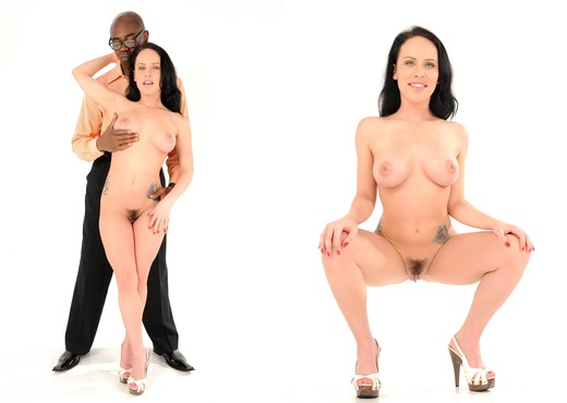 Katie St. Ives - Hair There and Everywhere - Interracial HD Gallery