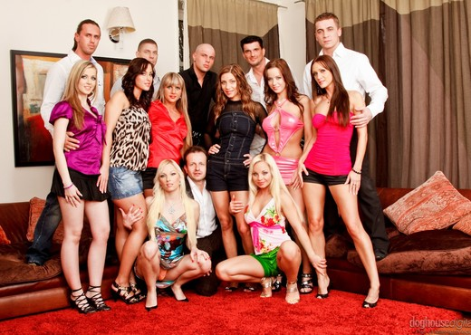 Bachelor Party Orgy - Hardcore Sexy Gallery