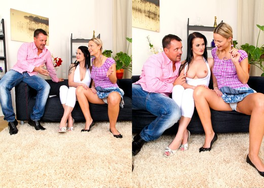 Mom And Dad Are Fucking My Friends Vol 09 - Hardcore Image Gallery