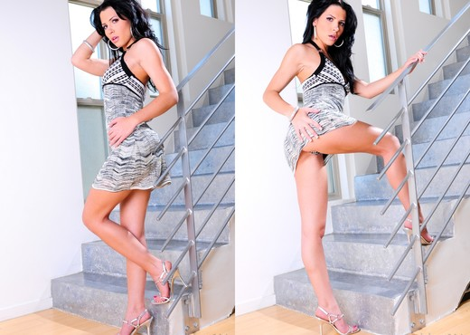 Rebeca Linares, Ice Cold - Black Up In Her - Interracial TGP