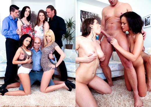 Bachelor Party Orgy #05 - Hardcore Sexy Photo Gallery
